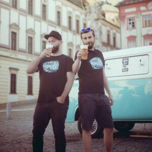 Johny a Ivo - zakladatelé Bulliho