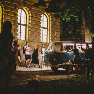 Social reactor event - Brno